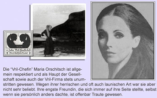 Maria Orsic And Hitler...