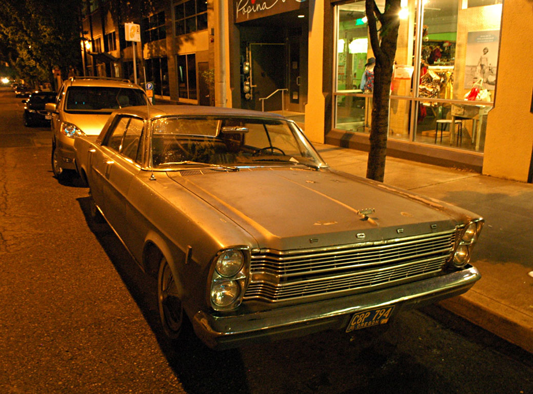 Ford Galaxie 1966