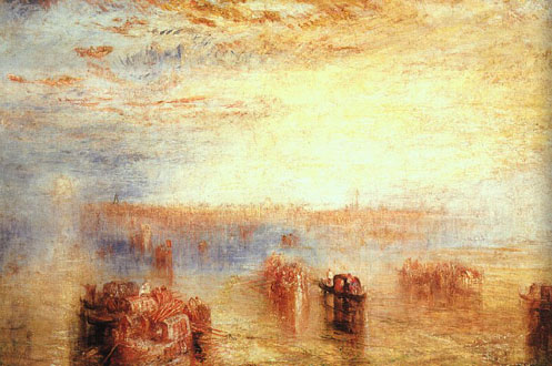 Magische Kunst - Malerei 2 - William Turner