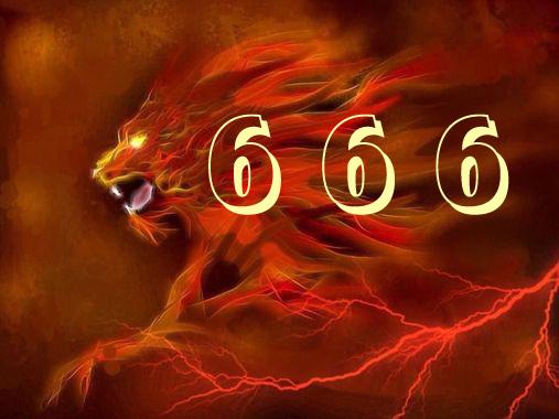 Zahl 666 Bedeutung