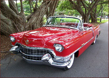 Caddy 55 Convertible