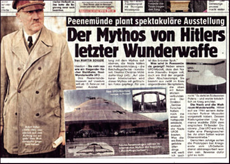 Hitlers UFOs  -  2009