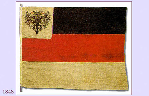 Nationalfarben - 1848